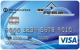 NewHomesPrograms.com Visa Secured Card